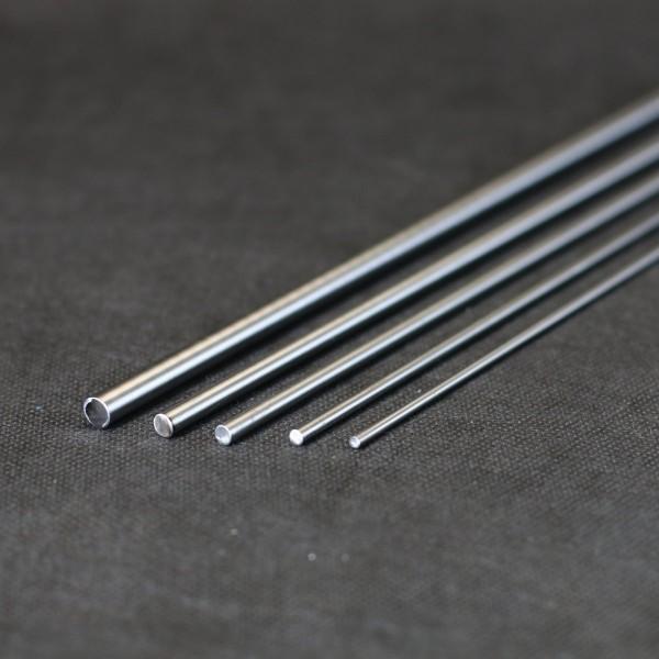 Silberstahl Rundmaterial in verschiedenen Durchmessern