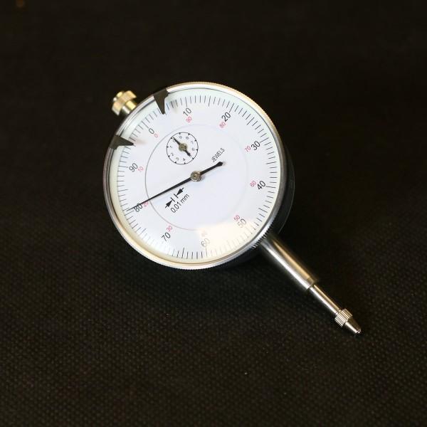 Meßuhr mit 10 mm Messbereich