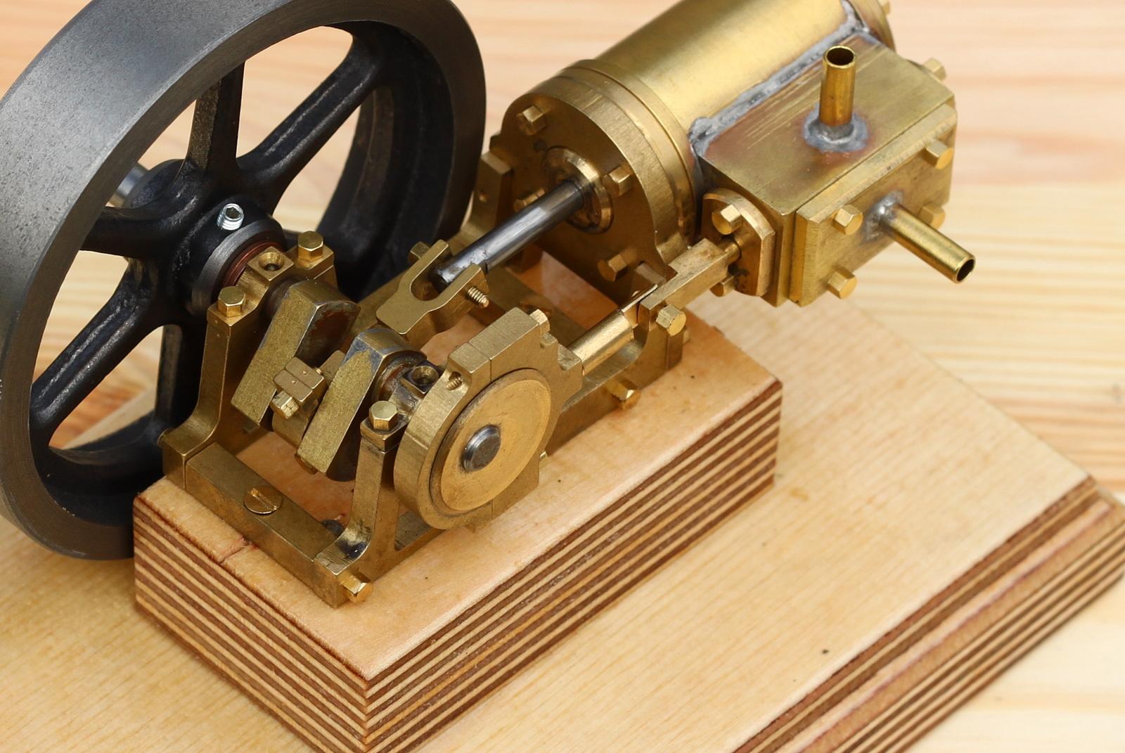 Dampfmaschine Selber Bauen