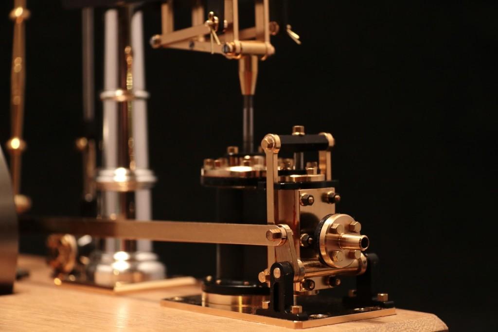 Modellbau-Bengs - Balancierdampfmaschine