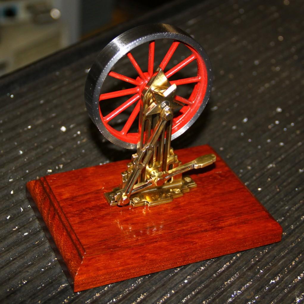 Pedalmaschine von Bengs Modellbau