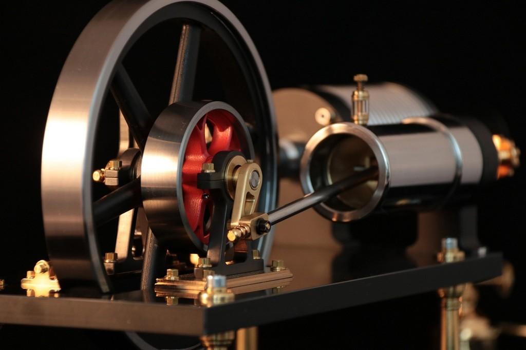 Kundenmodelle-Stirlingmotor-Bausatz