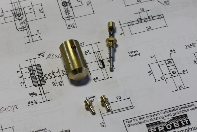 Gasregelventil-ventil-gasmotor