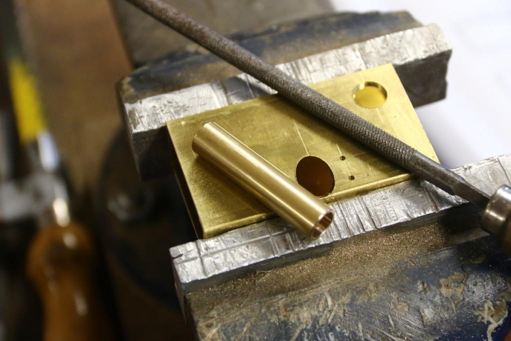 Brenner-Flammenfresser-Glasfaserdocht