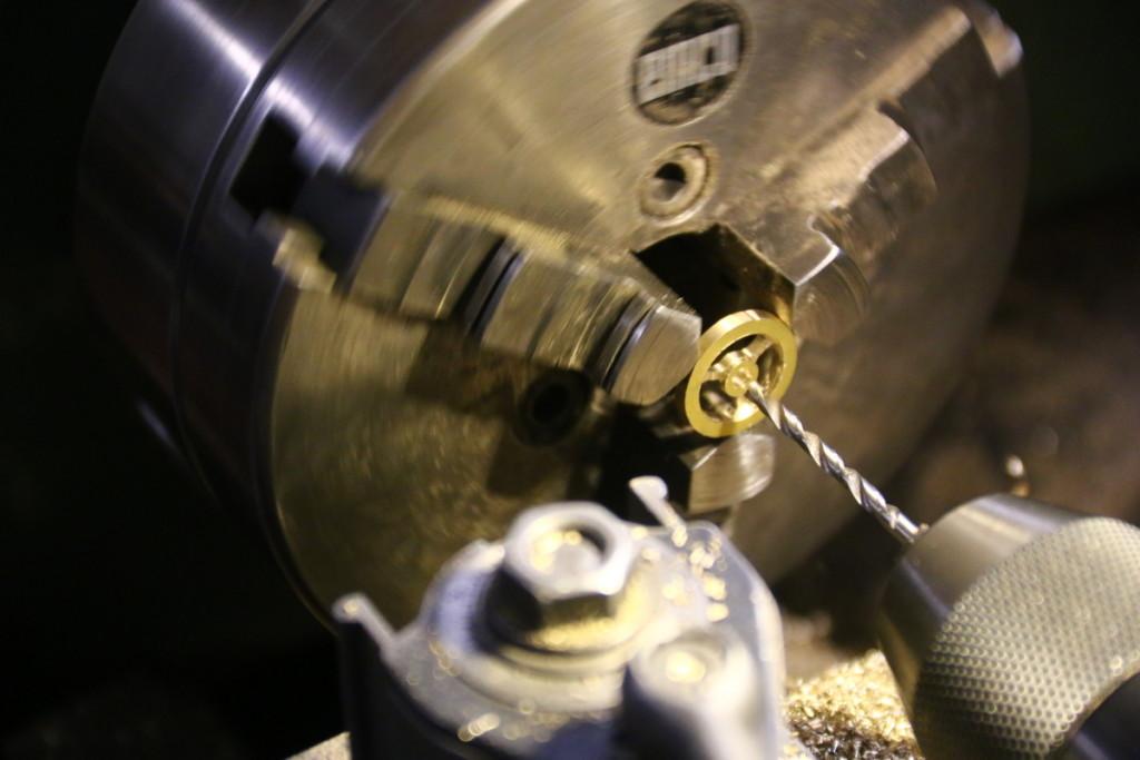 Handrad-Flammenfresser-Bengs-Modellbau