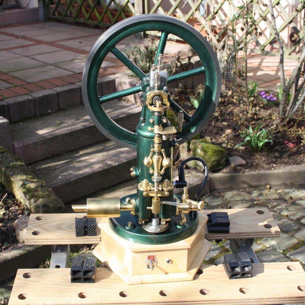 Duerkopp-gassmotor-gussteilesatz