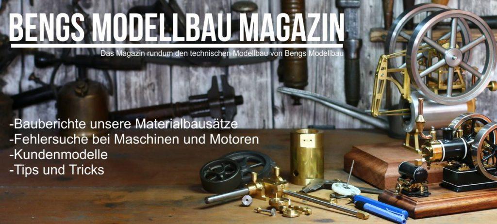 Das Bengs Modellbau Magazin