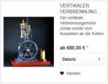 Baubericht Vertikaler Verbrennungsmotor Jonas