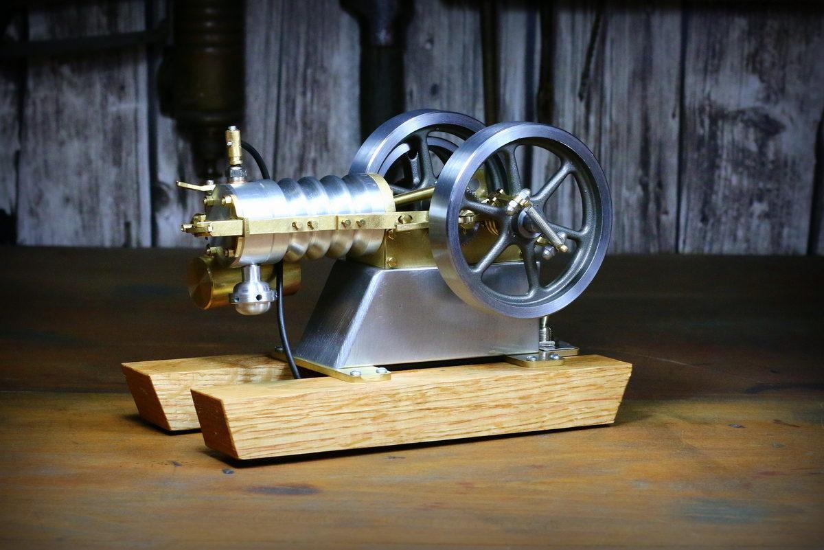 "Prototyp Verbrennungsmotor ""Der kleine Karl"""