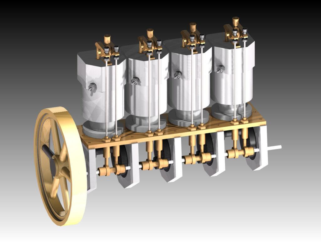 Holt Engine