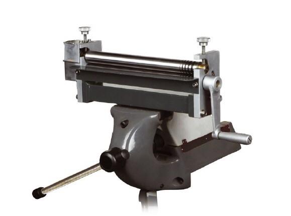 Walzen und Biegemaschine für den Schraubstock