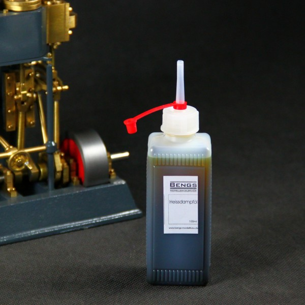 Spezialöl für Dampfmaschinen