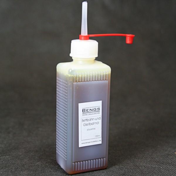 Bettbahnöl / Gleitbahnöl für Werkzeugmaschinen