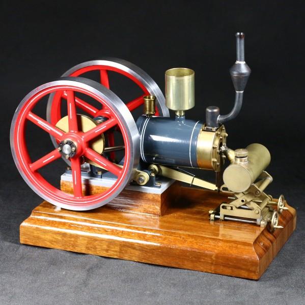 Flammenfresser Bausatz von Bengs Modellbau
