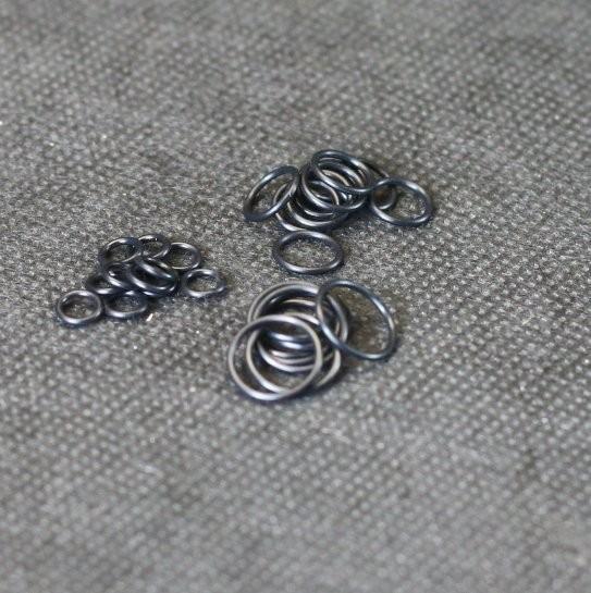 O-Ringe für vielseitige Anwendungen als Runddichtringe