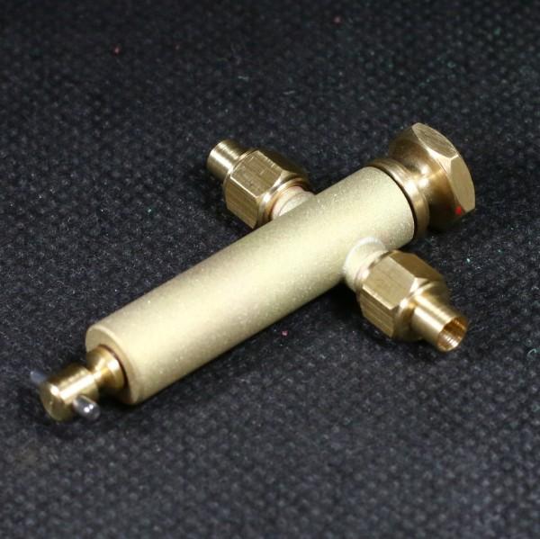 Verdrängungsöler zum auotmatischen Schmieren ihrer Dampfmaschine