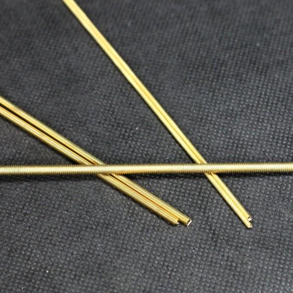 Gewindestangen für den Modellbau in verschiedenen Durchmessern
