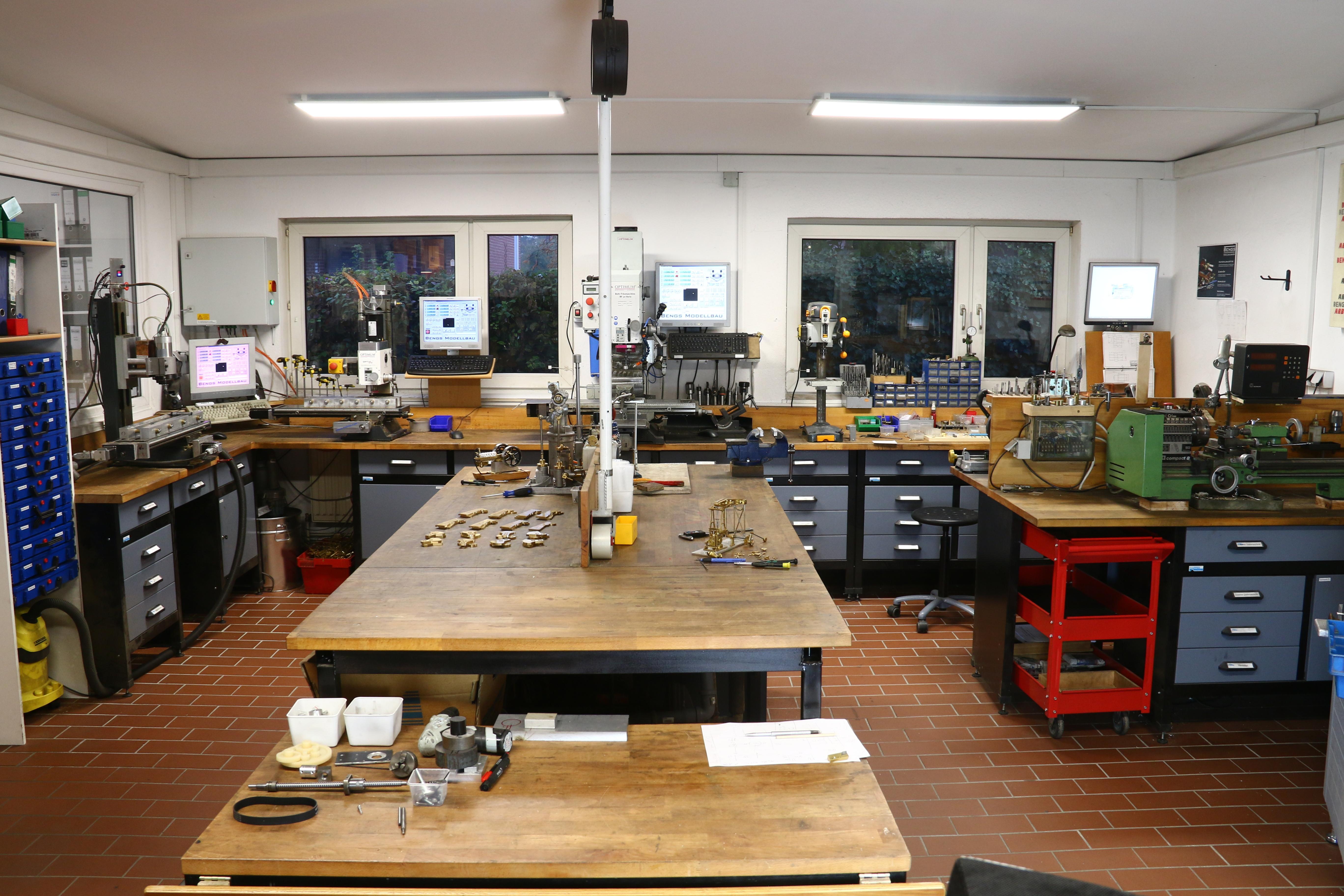 Werkstatt-Bengs-Modellbau