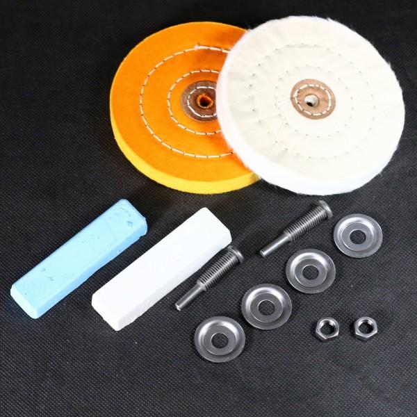 Polierscheibe mit 125mm Durchmesser