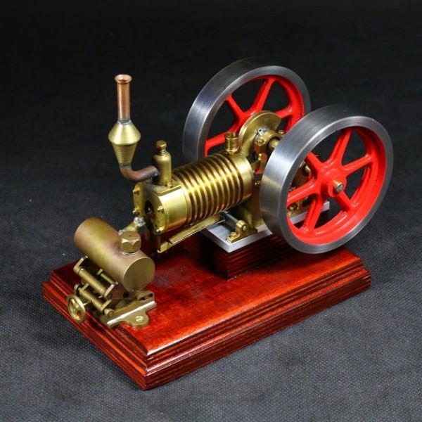 Material Bausatz für einen kleinen Flammenfresser