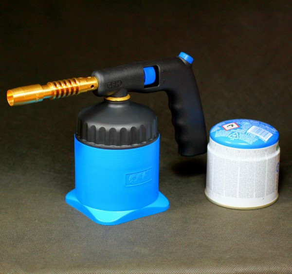Lötlampe zum Hartlöten von der Firma CFH