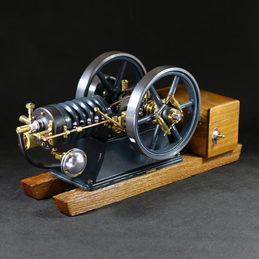 Verbrenungsmotor-Karl-Bengs-Modellbau