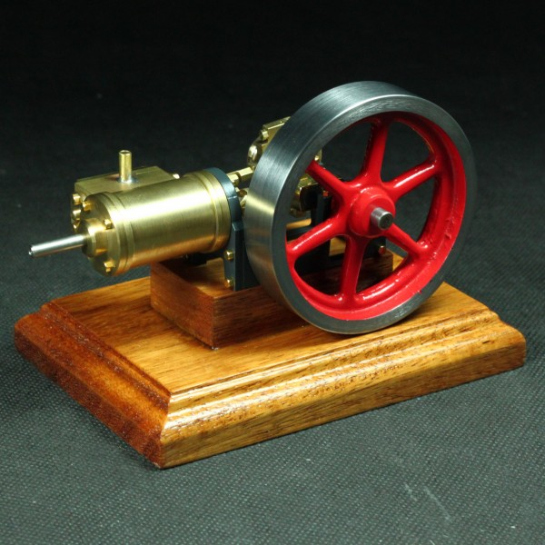 "Model steam engine ""Danni"" premilled material kit"
