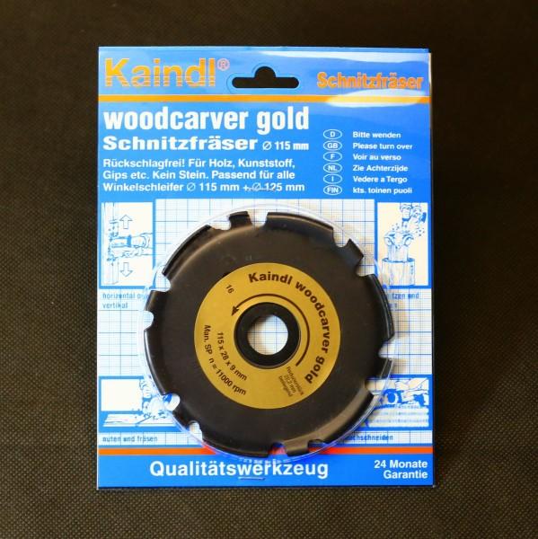 Kaindl Woodcarver Gold