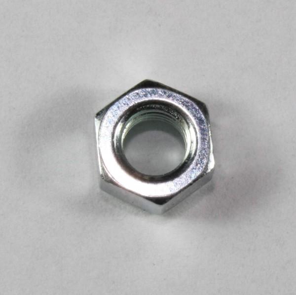 Sechskantmuttern in verschiedenen Durchmessern und Materialien