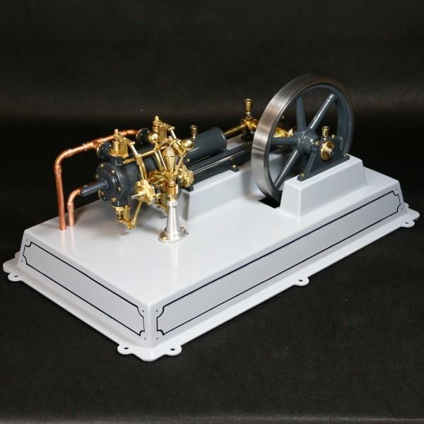 Modellbaudampfmaschinen mit Ventilsteuerung