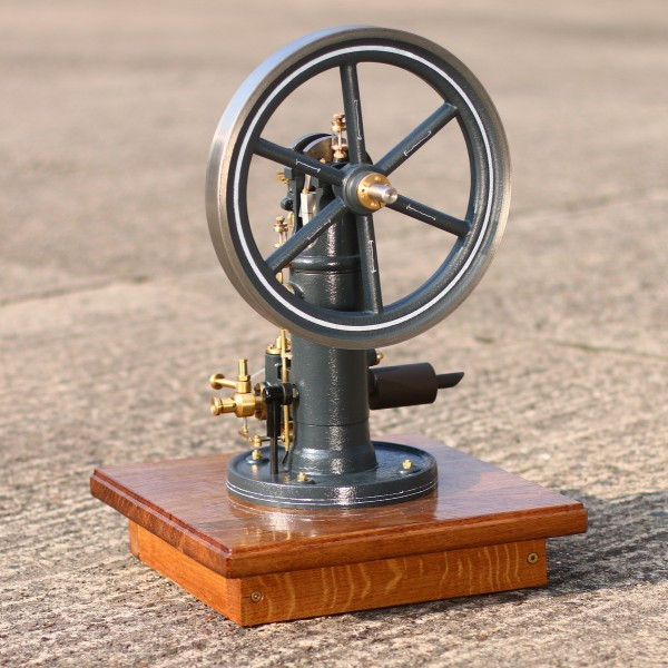 Dürkopp Gasmotor von Bengs Modellbau