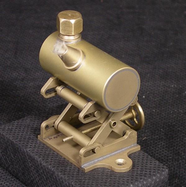 Materialsatz für einen kleinen Brenner von Bengs Modellbau