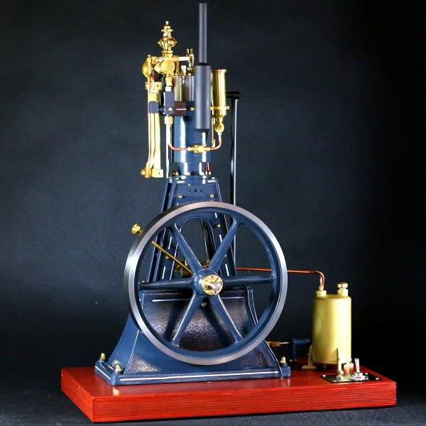 Vertikaler Verbrennungsmotor Jonas