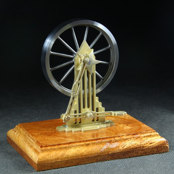 Pedalmaschine zum selber bauen Bengs Modellbau