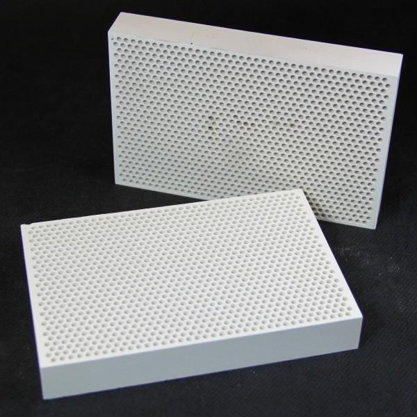 Keramiklötplatte zum Löten von kleinen Teilen im Modellbau