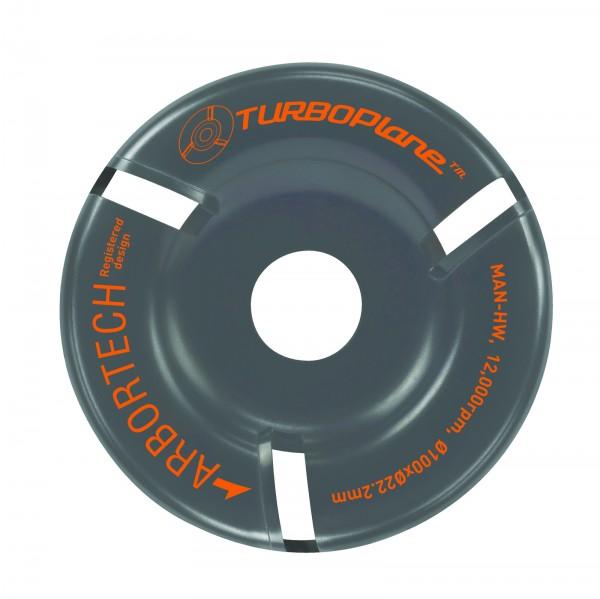 TurboPlane Frässcheibe 100mm