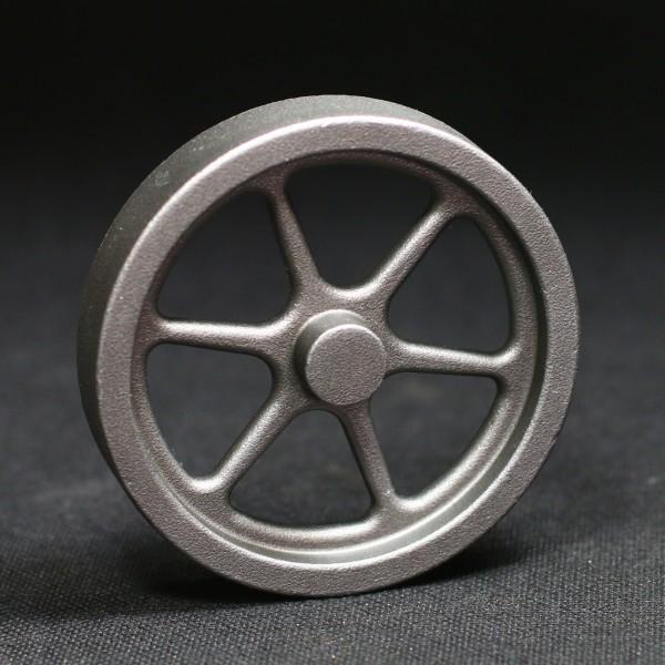 80mm Schwungrad aus Stahlguss
