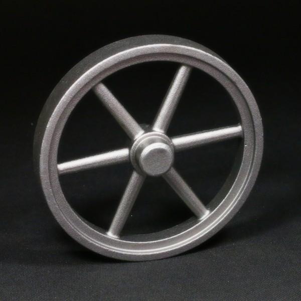 Schwungrad mit 140 mm Durchmesser