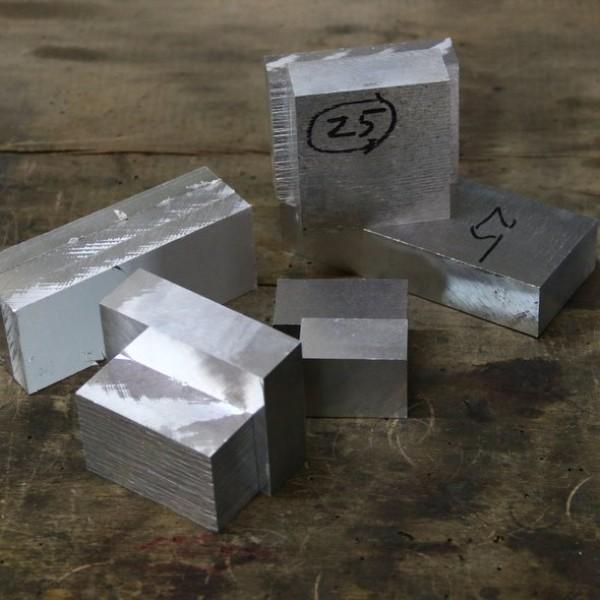 Aluminium Reststück