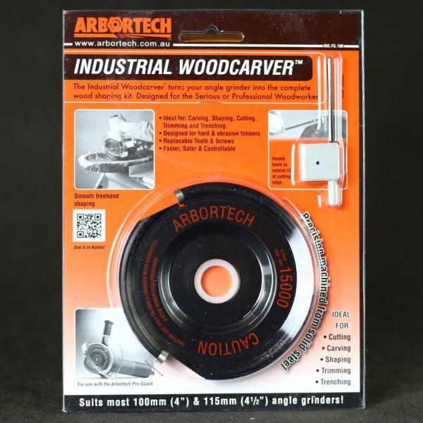 Industrial Woodcarver 100mm
