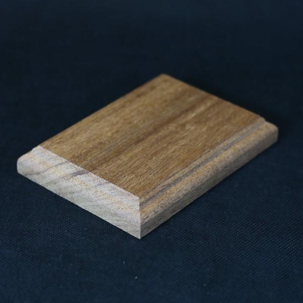 Jatoba Grundplatten
