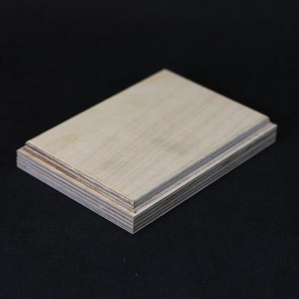 Birke Multiplex Grundplatten