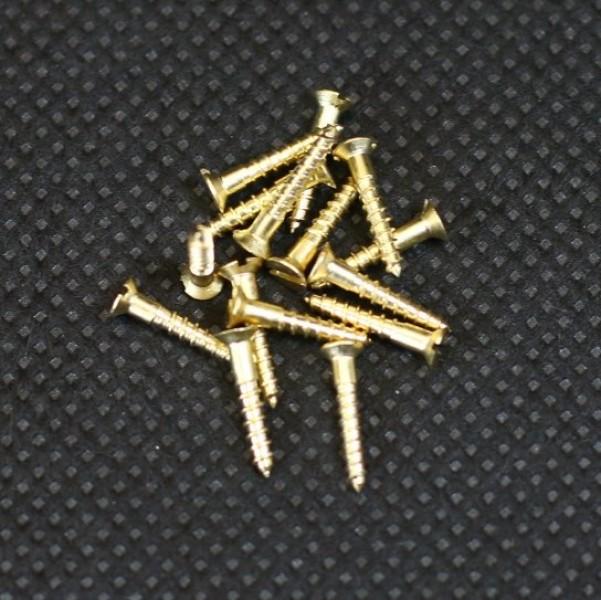 Mini-Holzschrauben Ms 25St