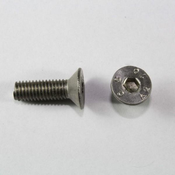 Senkschraube Innensechskant Stahl