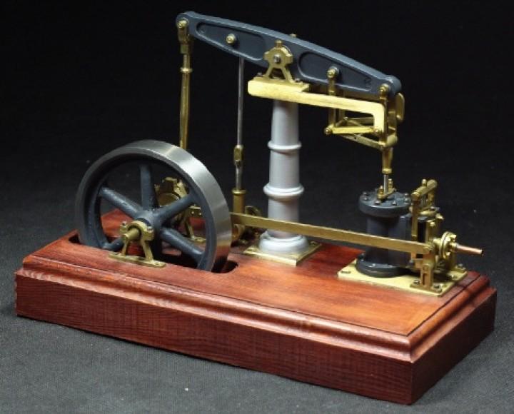 Balancierdampfmaschine Sophie